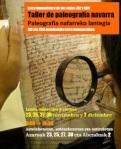 Taller de paleografía navarra 2015
