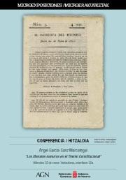 BICENTENARIO TRIENIO CONFERENCIA CARTEL